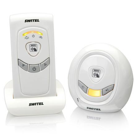 SWITEL digital Babyphone BCC57 mit Nachtlicht
