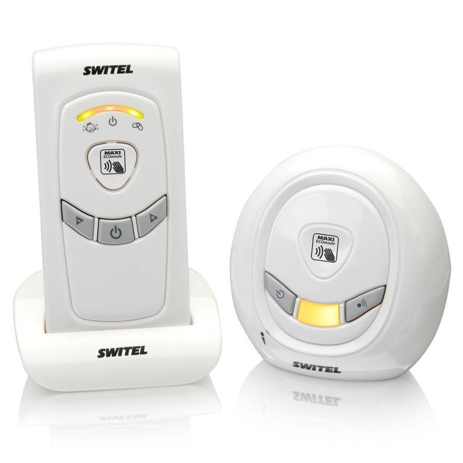 SWITEL Digital babyvakt BCC57 med nattlampa