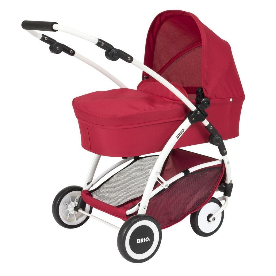 BRIO® Dukkevogn Spin - rød 24900