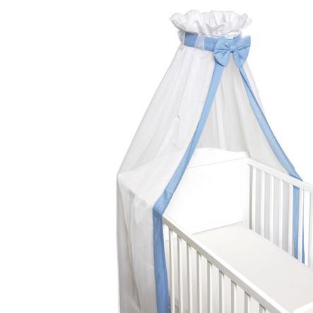 FILLIKID Sänghimmel Basic, ljusblå
