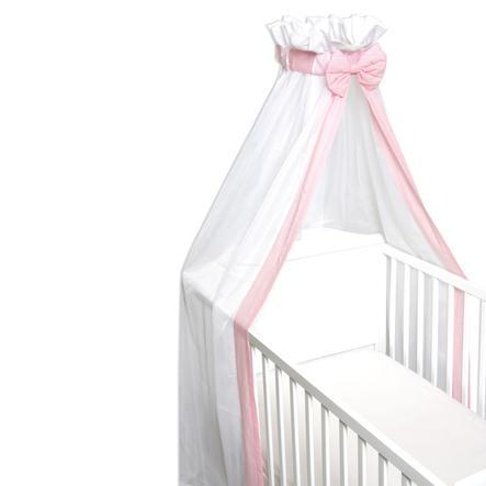 FILLIKID Sänghimmel Basic, rosa
