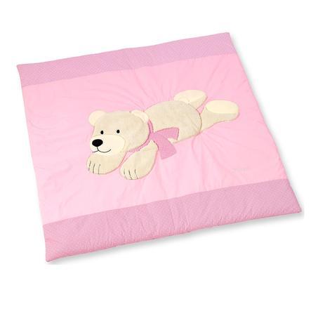 STERNTALER Hrací deka lední medvěd Ella