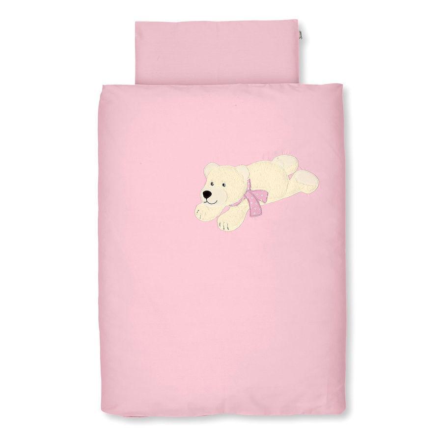 STERNTALER Baby Beddengoed ijsbeer Ella 80x80 cm