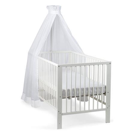 STERNTALER Biały, łóżkowy, biały