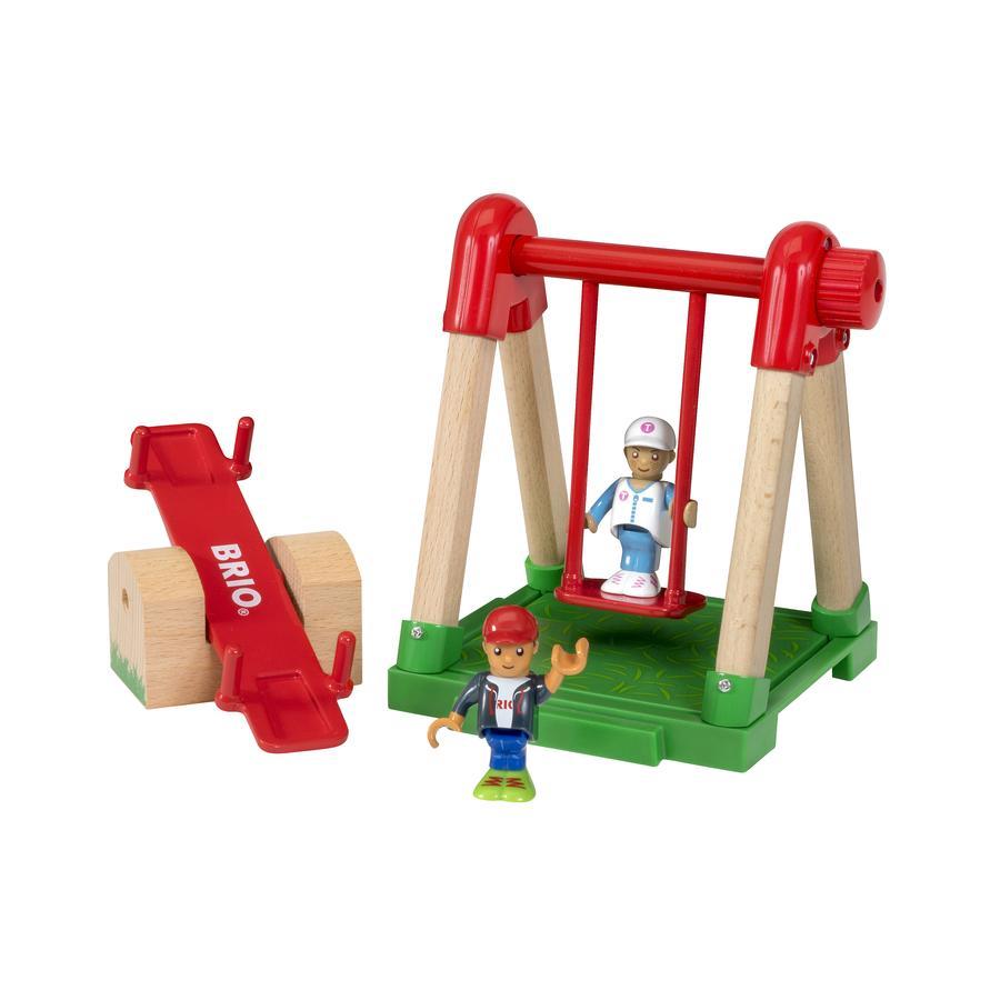 BRIO® WORLD Village Spielplatz 33948