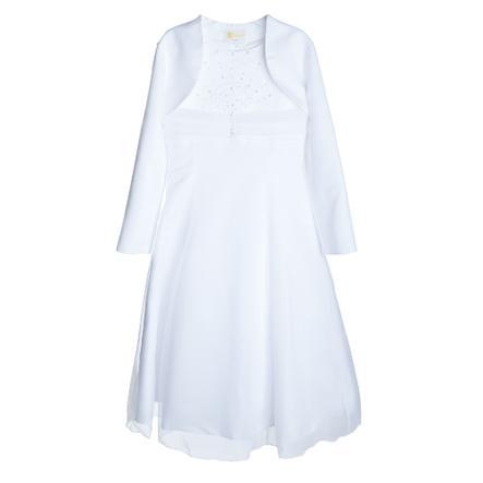 EISEND KIDS Girls Kommunions-Set white