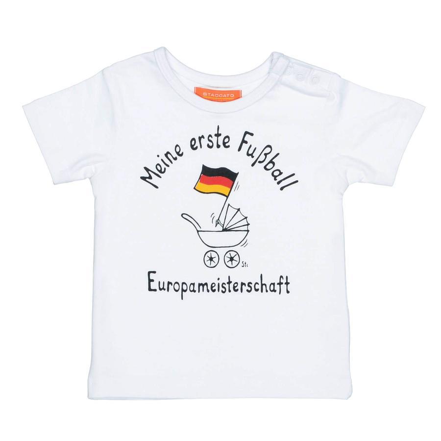 STACCATO Baby T-Shirt weiß