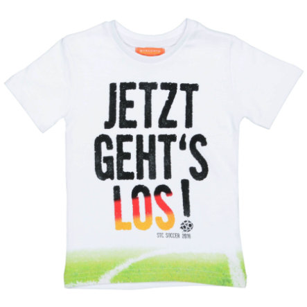 STACCATO Boys Mini T-Shirt weiß