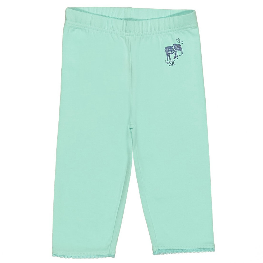 STACCATO Girls Mini Capri Leggings icegreen