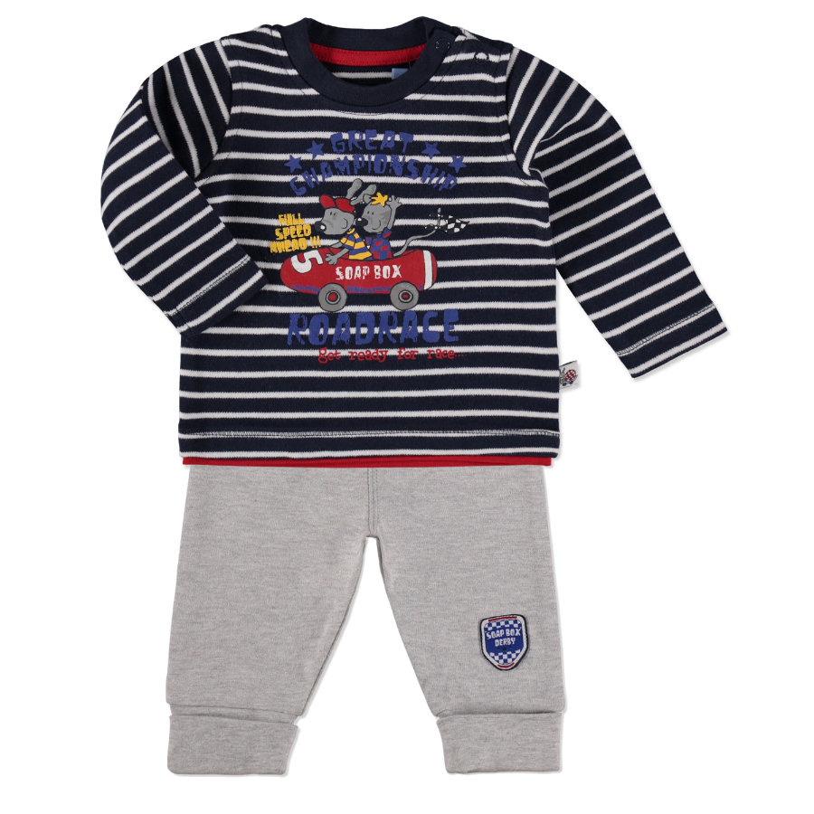BLUE SEVEN Boys Set dunkelblau