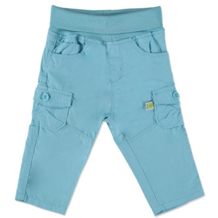 BLUE SEVEN Boys Pantalon turquoise broek