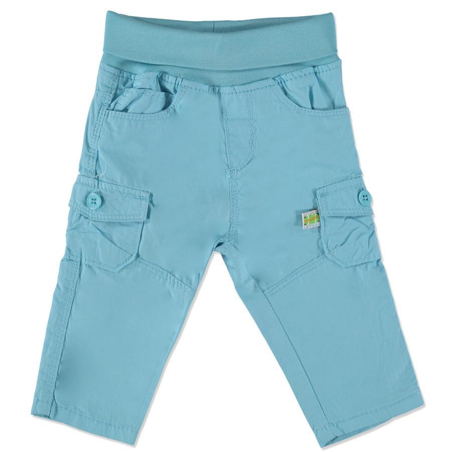 BLUE SEVEN  Chlapecké slipové kalhoty tyrkysové
