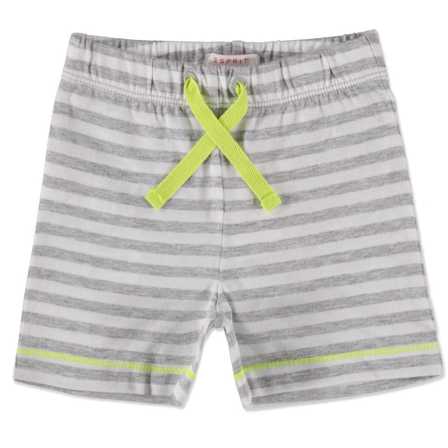 ESPRIT Boys Pantaloncini grigio