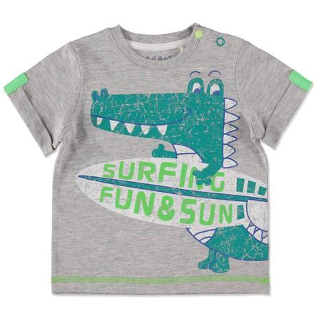 ESPRIT Boys Dino T-Shirt grau