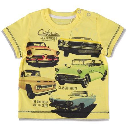 ESPRIT Boys Auto's T-Shirt geel