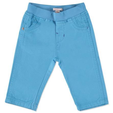 ESPRIT Boys Pantalon basique turquoise
