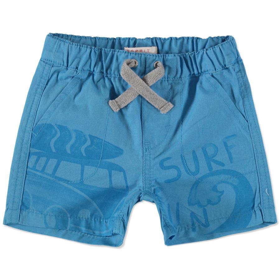 ESPRIT Boys Bermuda-turquoise