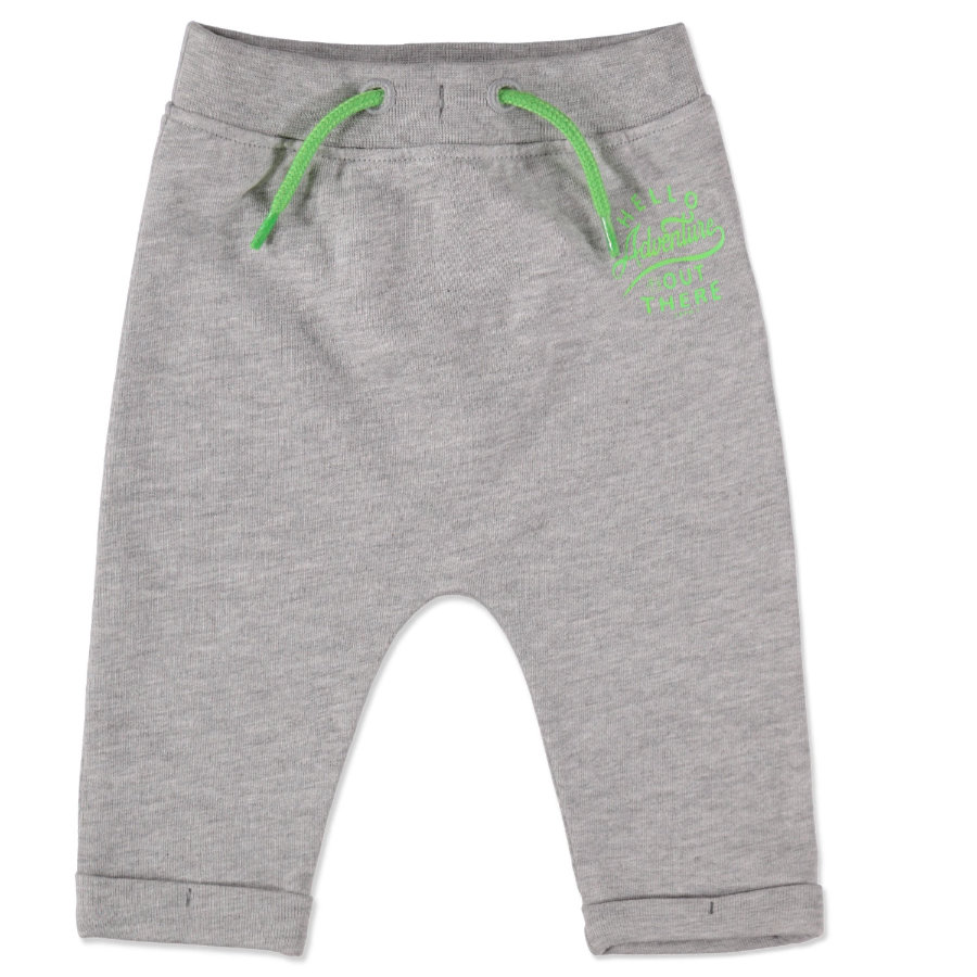 ESPRIT Boys Hose Fancy grau