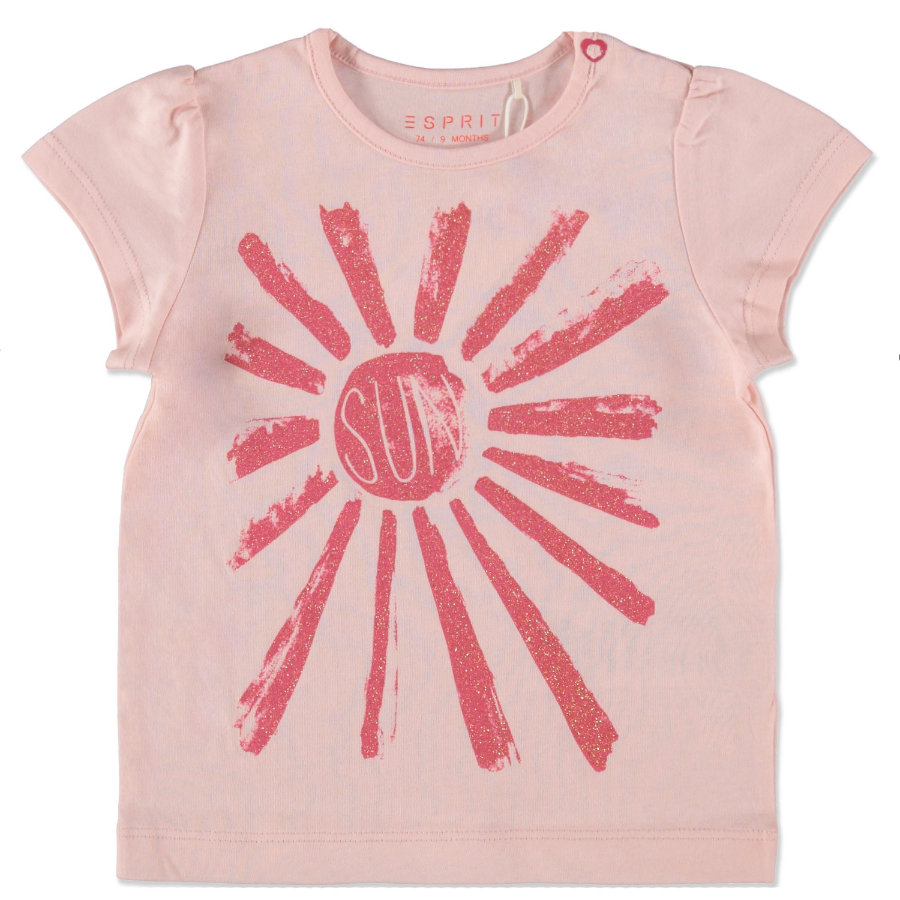 ESPRIT Girls T-Shirt Sun nude