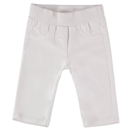 ESPRIT Girls Hose Basic weiß