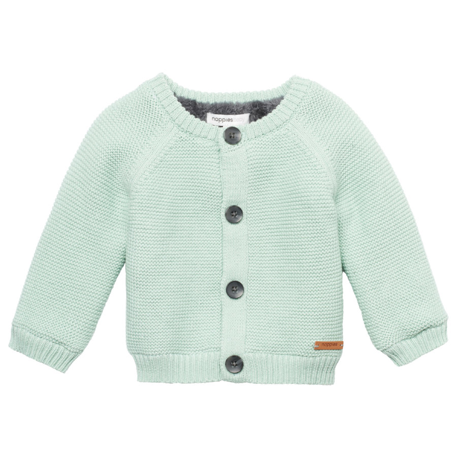 noppies Girls Cardigan Aspen mint