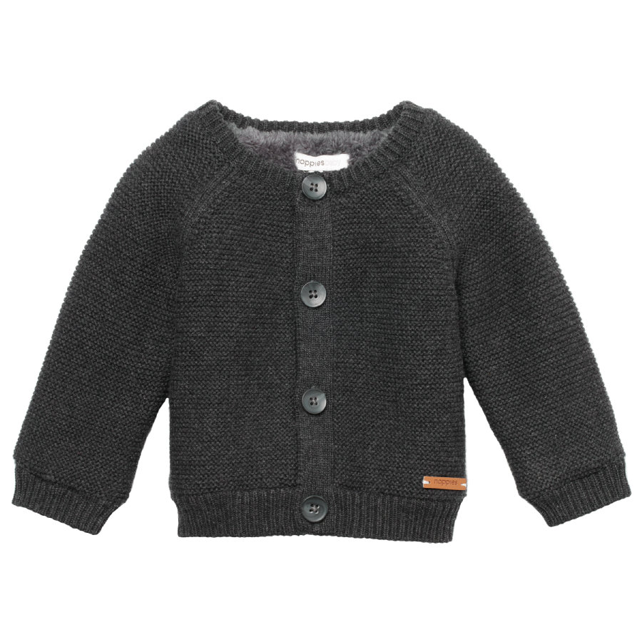 noppies Boys Cardigan Aspen marrone