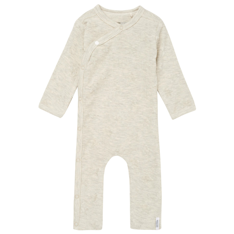NOPPIES Romper Asheville beige