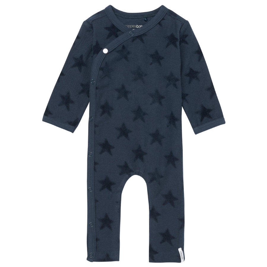 NOPPIES Romper Asheville navy