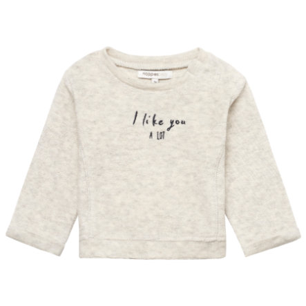 noppies Unisex Sweater Amsterdam beige