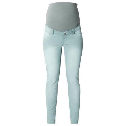 noppies Pantalon de maternité Beau bleu clair