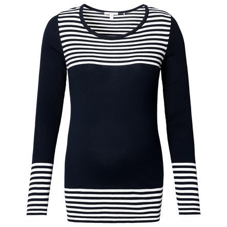 ESPRIT Těhotenské Sweater tmavě modré