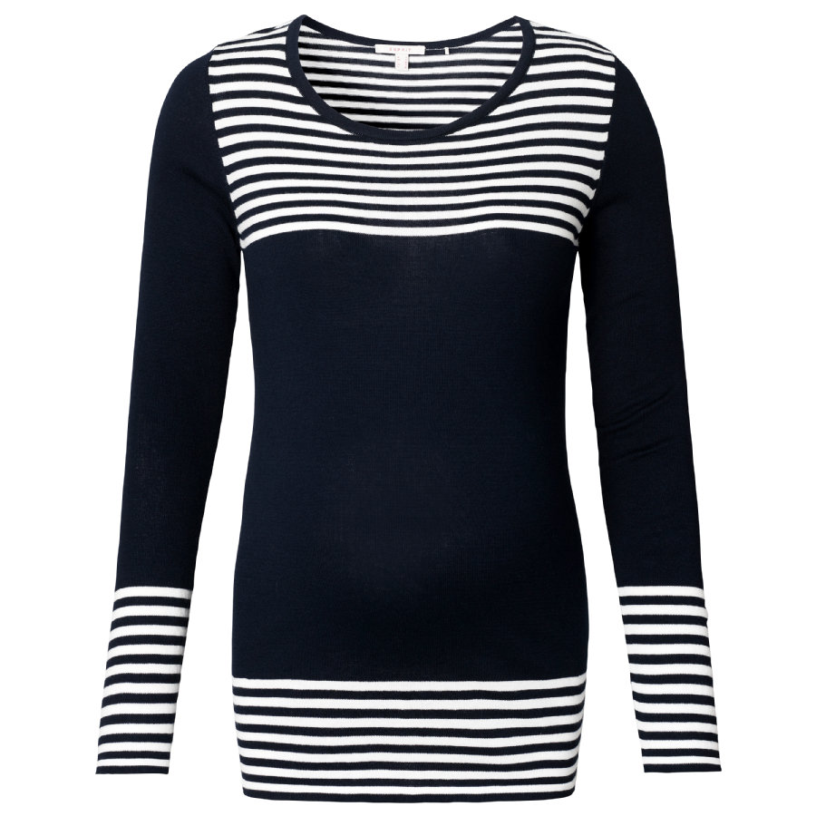 ESPRIT Umstands Sweater dunkelblau