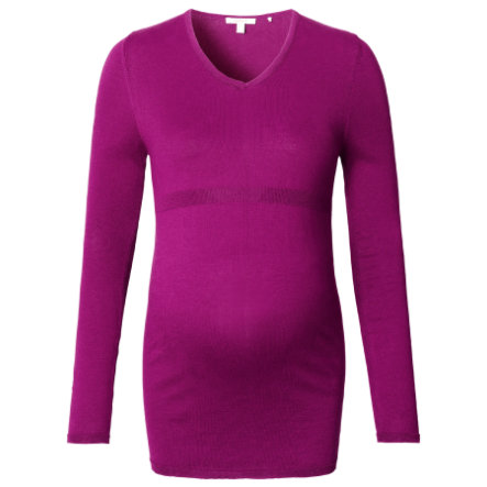 ESPRIT Umstands Sweater lila