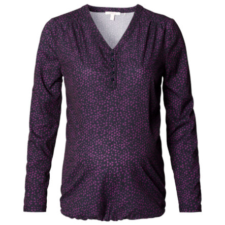 ESPRIT Umstands Bluse dunkelblau