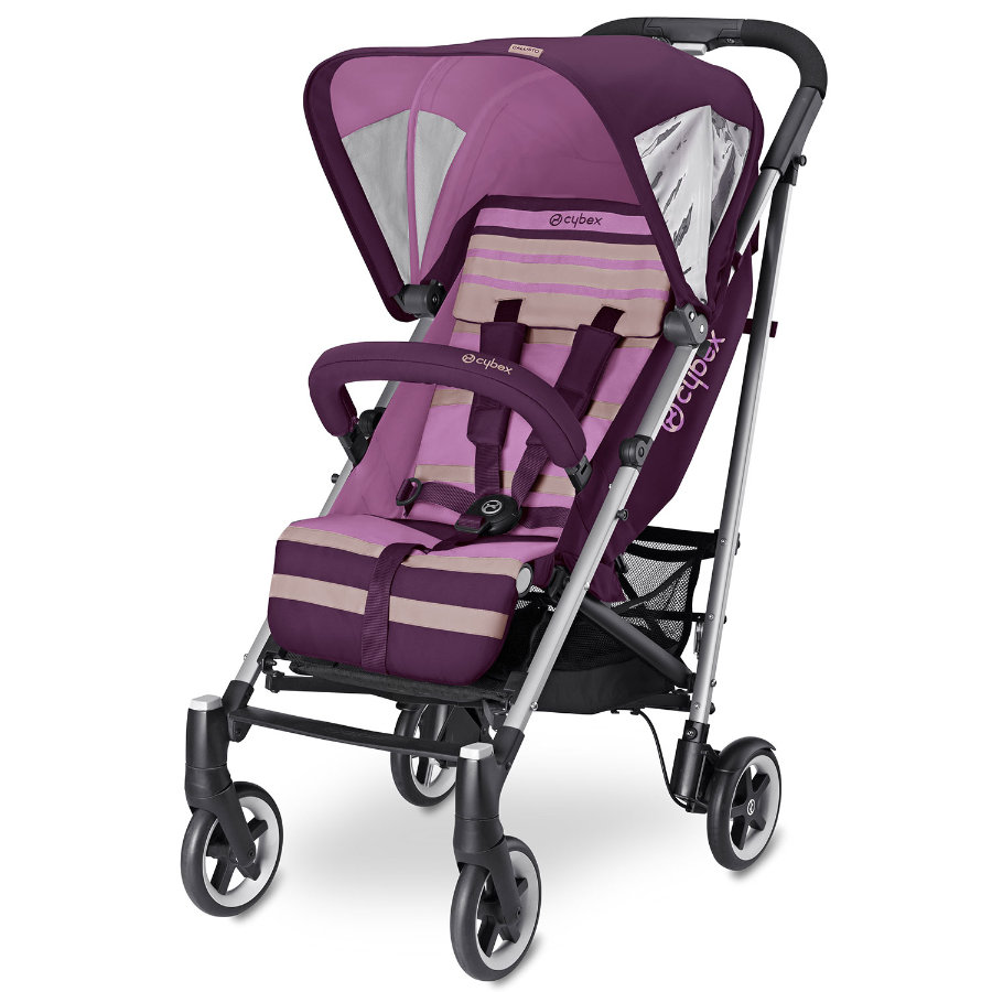 cybex GOLD Wózek spacerowy Callisto Princess Pink-purple