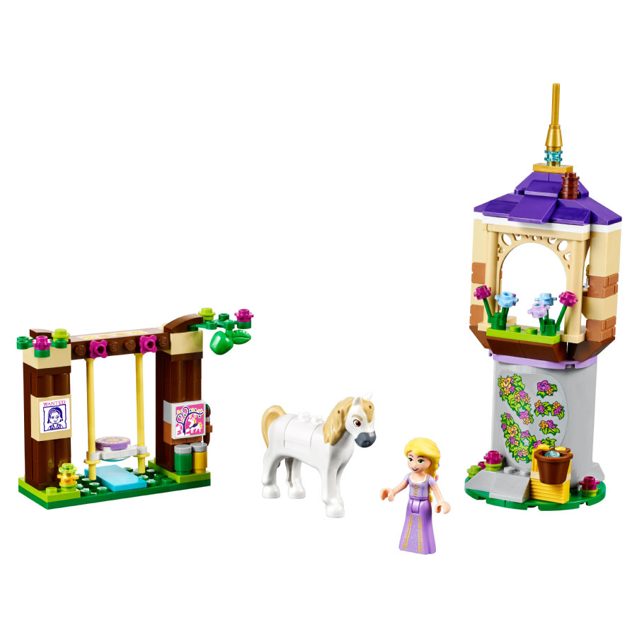LEGO® Disney Princess™ - Rapunzels perfekter Tag 41065