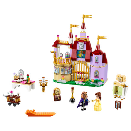 LEGO® Disney Princess™ - Bella a kouzelný hrad 41067