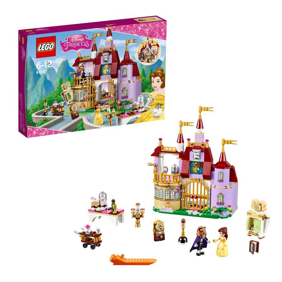 LEGO Disney Princess Belles Förtrollade Slott 41067