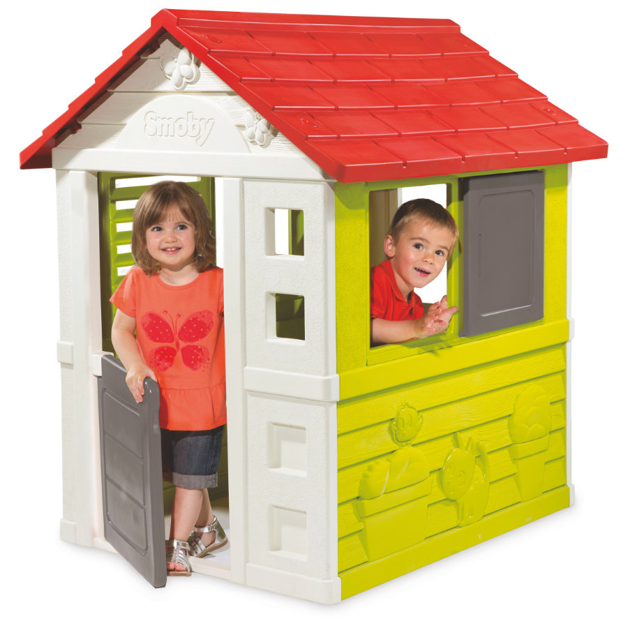 Smoby casa giocattolo - casa natura