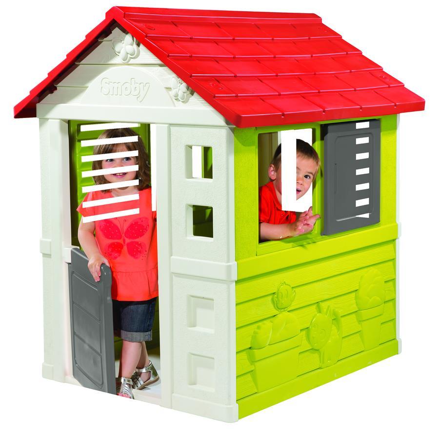 SMOBY Domek do zabawy - Natur Domek