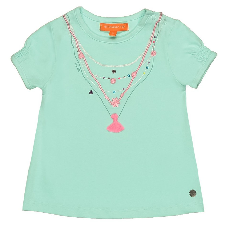 STACCATO T-Shirt ice green
