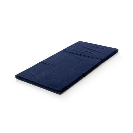 OSANN Matelas de lit parapluie, bleu marine, 60 x 120 cm