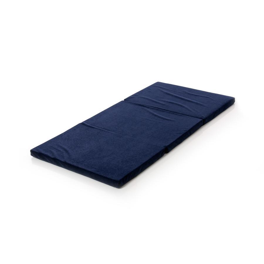 osann matelas de lit parapluie bleu marine 60 x 120 cm. Black Bedroom Furniture Sets. Home Design Ideas
