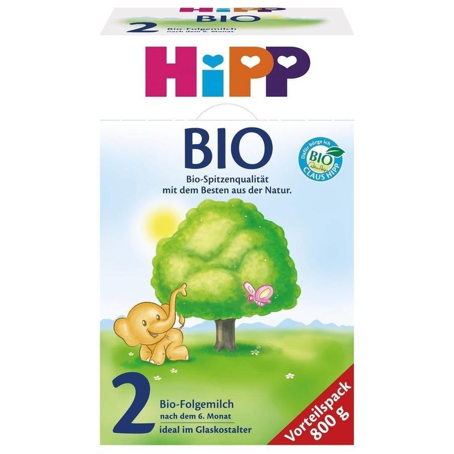 HiPP Bio 2 Follow-on Formula 8*800g