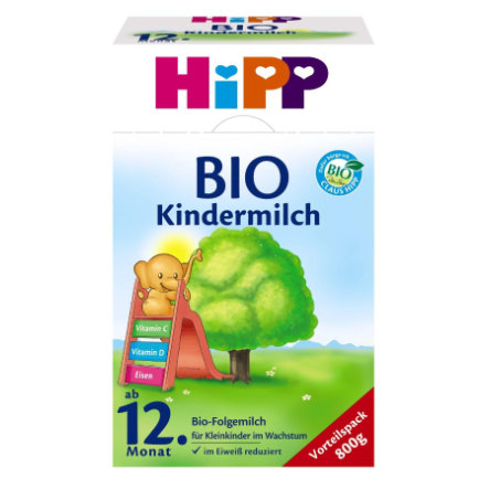 HiPP Bio Children's Milk 8*800g