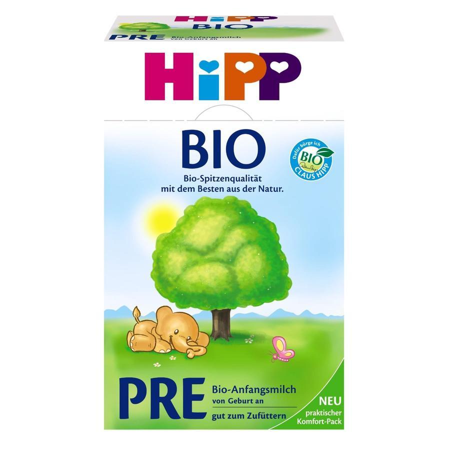 Hipp Bio Pre Infant Formula 8x600g