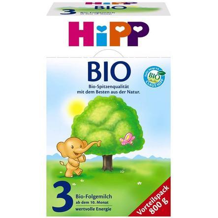 HiPP Bio 3 Follow-on Formula 8x800g