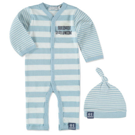 Dirkje Boys Set 2-tlg. large stripe/small stripe