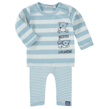 Dirkje Boys Set 2-tlg. small stripe/white