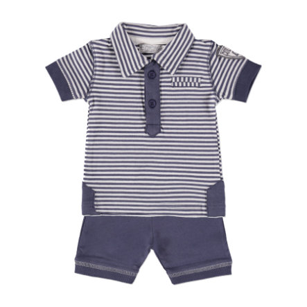 Dirkje Boys Set 2-tlg. steelblue